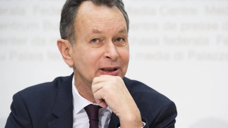 Philipp Müller (FDP): Ständerat von 2015-2019