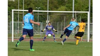 Vier Tore für Timau-Stürmer Aluisi