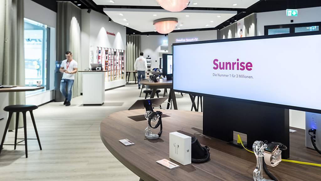 Sunrise UPC löst Swisscom als Hauptsponsor ab