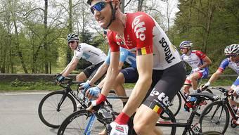 Tim Wellens heisst der Sieger der 4. Etappe des Giros 2018
