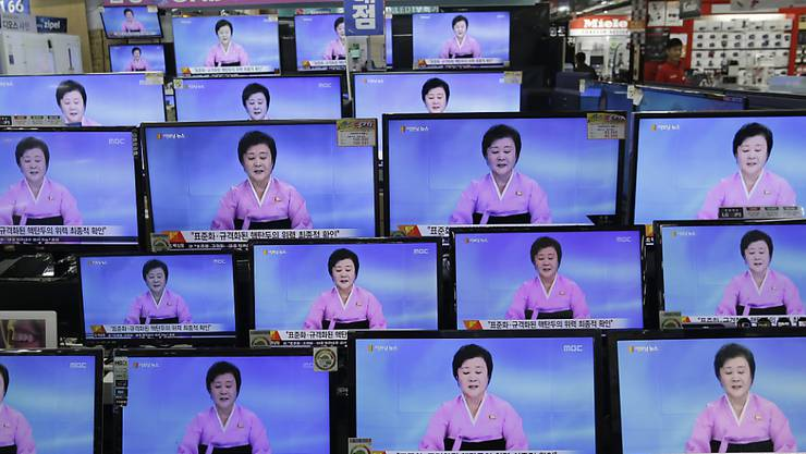 Die nordkoreanischen Staatsmedien fahren China an den Karren. (Archivbild)