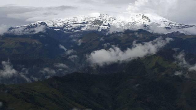 Der Nevado del Ruiz ist wieder aktiv (Archiv)