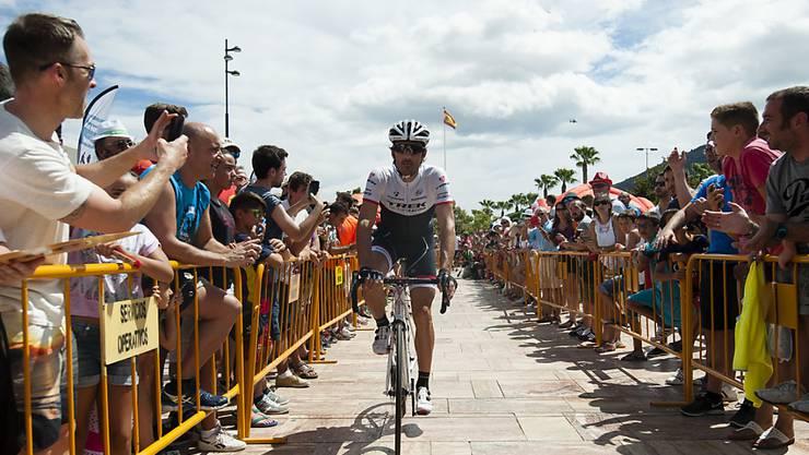 Fabian Cancellara startete erfolgreich in seine letzte Saison als Profi