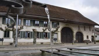 Der überparteiliche Verein Pro Bossarthaus setzt sich dafür ein, dass die stattliche Liegenschaft an der Dorfstrasse im Besitz der öffentlichen Hand bleibt.