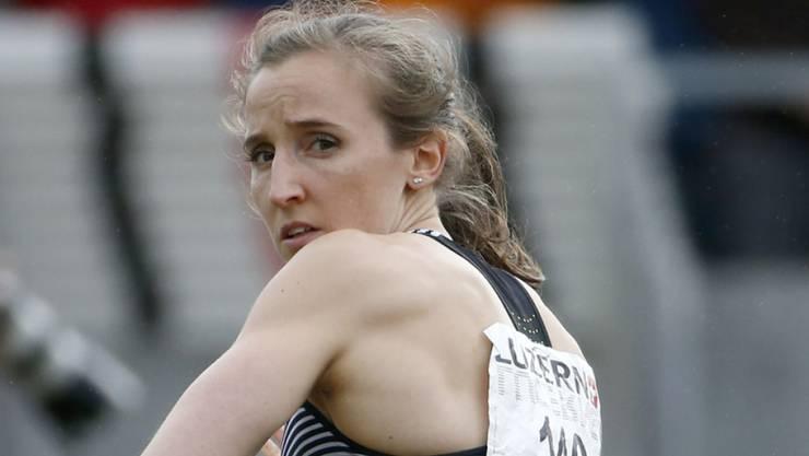 Mit Nicole Büchler muss eine der Schweizer Medaillenhoffnungen für die EM kurzfristig Forfait geben