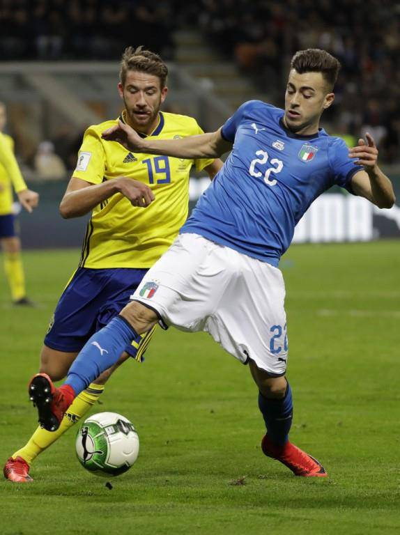 Italien verpasst die WM