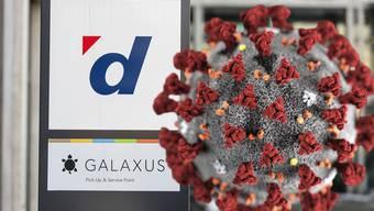 Das grassierende Corona-Virus erschwert das Geschäft des grössten Schweizer Online-Warenhaus.