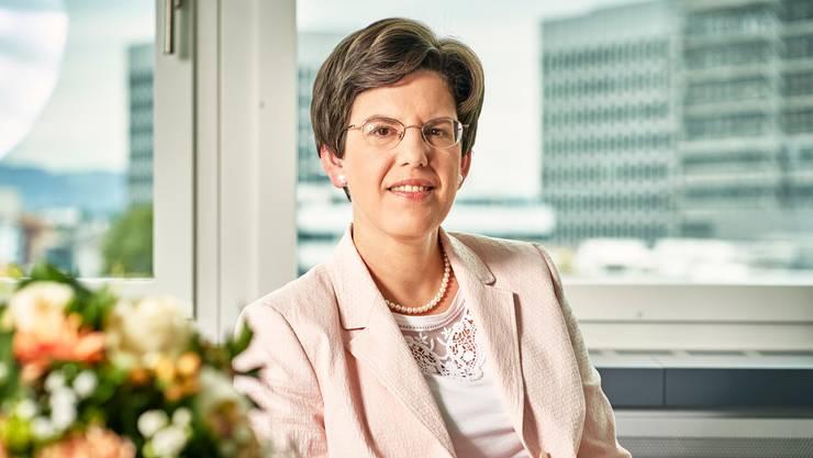 Das Beste oder nichts: Karin Stüber will die Merbag zum grössten Mercedes-Händler Europas machen.