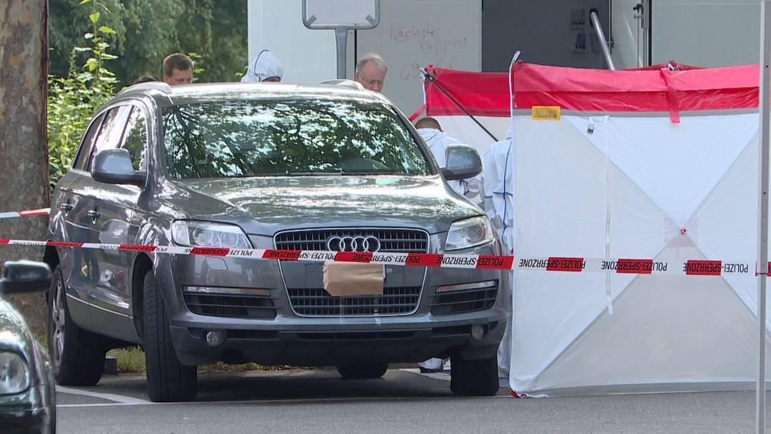 Kreis 12: Mann tot im Auto aufgefunden