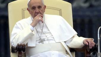 Weniger Pasta, mehr Bewegung: Das raten die Ärzte dem Papst