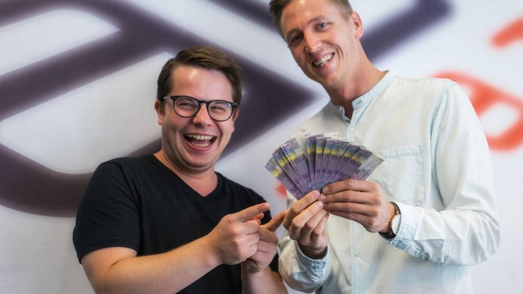 Marcel aus Luzern gewinnt 36'500 Franken