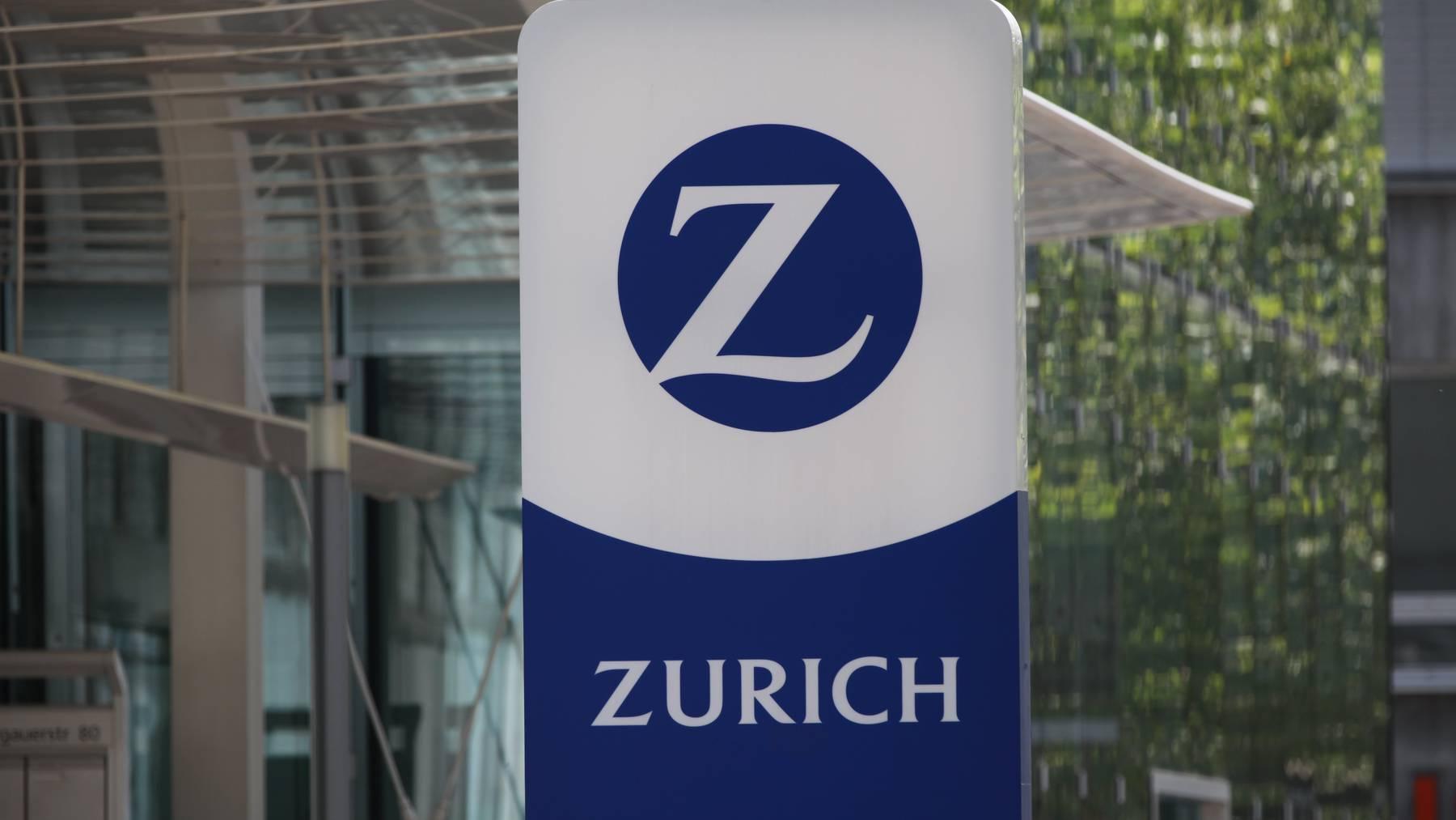 Zurich Versicherungen streichen 8'000 Stellen