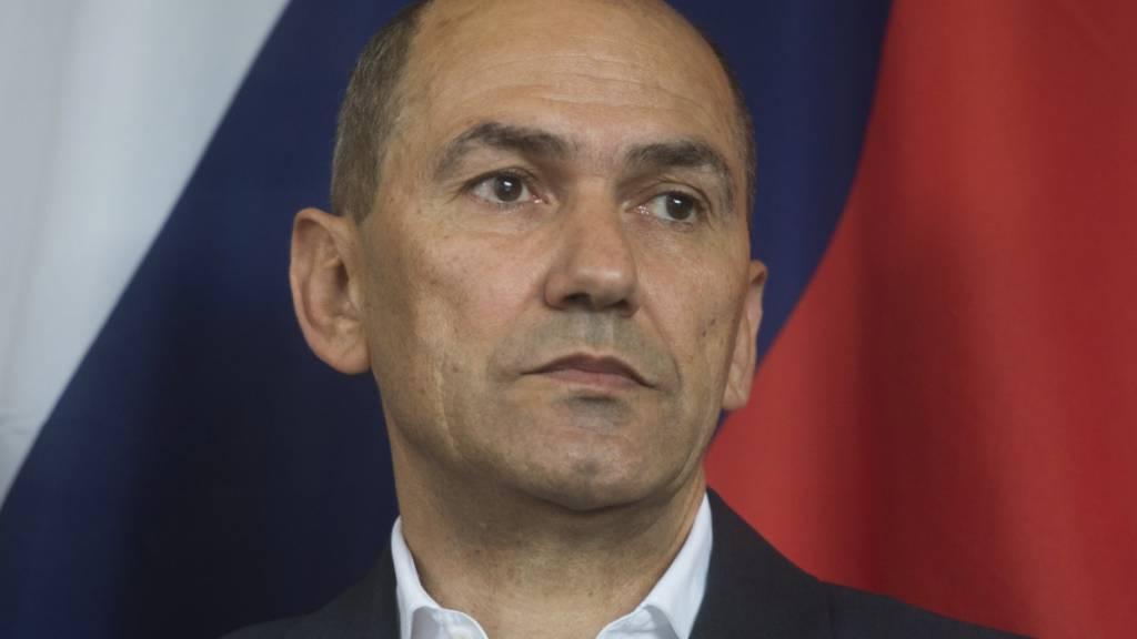 Ministerpräsident Jansa übersteht Misstrauensvotum