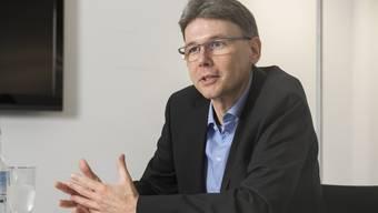 Dieter Egli, Präsident des Polizeiverbands.