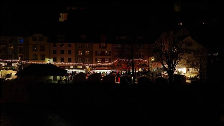 Das Weihnachtsmarkt.Die 20 Schönsten Aargauer Weihnachtsmärkte Nr 12 Ist Der Grösste