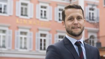 Lorenz Diebold, «Limmathof»-Direktor: «Wir haben zwar viele Wellnessgäste. Aber ohne Businessgäste wird der Winter hart.»