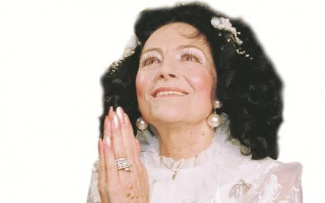 Erika Bertschinger, besser bekannt als Uriella, Anführerin der Sekte Fiat Lux, ist mit 90 Jahren gestorben.