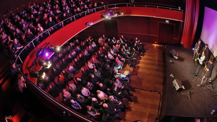 Nach vier Jahren Kino Capitol ist Schluss (im Bild): Die Veranstaltungsreihe 23 Sternschnuppen zieht um