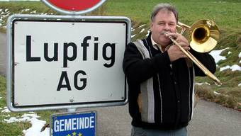 Im Ranking gibt Gemeindeammann Richard Plüss mit Lupfig den Ton an.