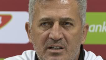 Nationalcoach Vladimir Petkovic muss zwei Spieler nachnominieren
