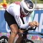 Stefan Bissegger sorgte in Alkmaar für den ersten Schweizer Medaillengewinn