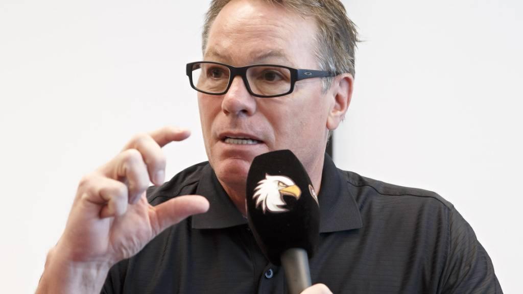 Chris McSorley kehrt an die Bande zurück - als Trainer des HC Lugano
