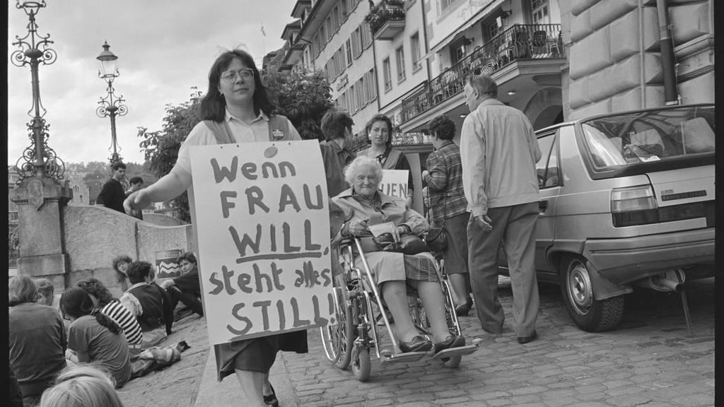 50 Jahre Frauenstimmrecht in Luzern