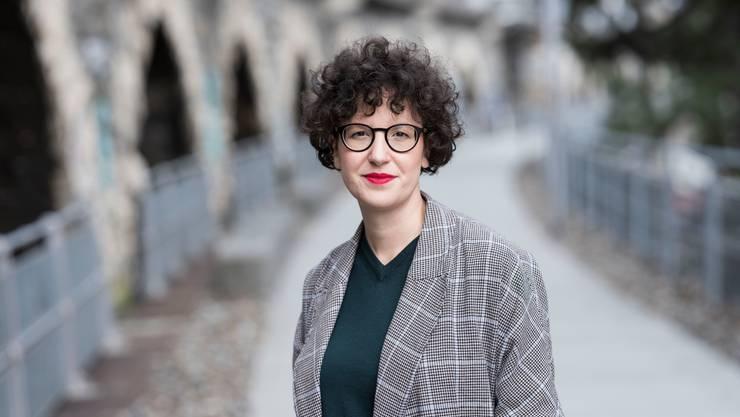 Eine der Nachwuchshoffnungen der Schweizer Literatur kommt nach Brugg: die Autorin Ivna Žic.