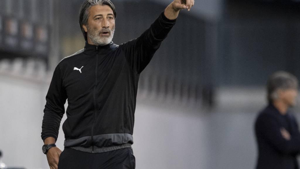 Murat Yakin führt Schaffhausen gegen Thun mit einer Einwechslung zum Punkt