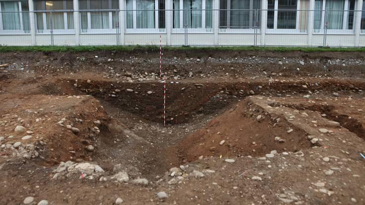 Die Fachleute hoffen, mit dem Fund mehr über den Ursprung des Legionärslagers zu erfahren.