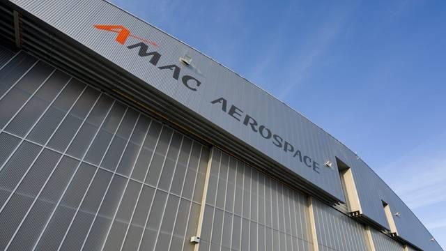 AMAC Aerospace will am Euroairport einen vierten Hangar bauen (Archiv)