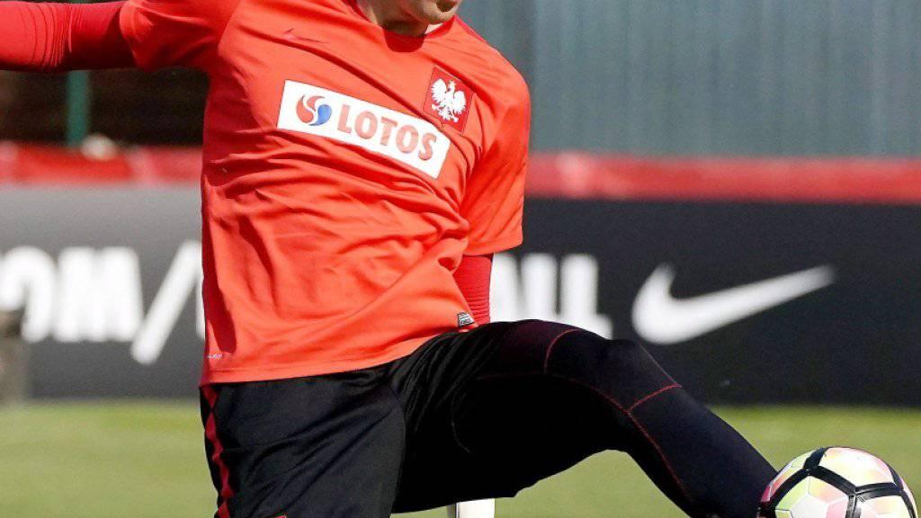 Wojciech Szczesny steht neu bei Juventus Turin unter Vertrag