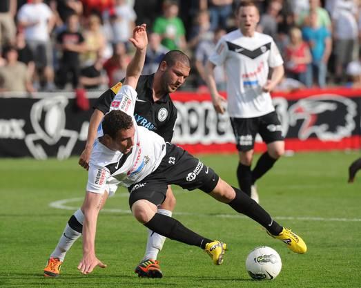 Bruchlandung für den FC Aarau