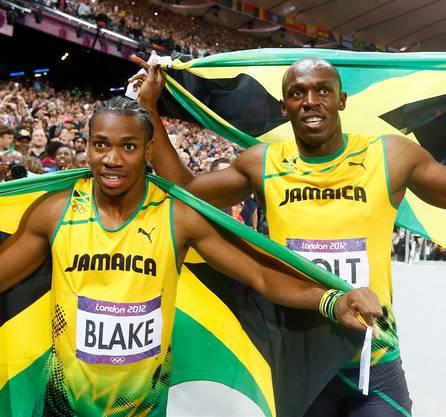 Jamaika: Siege von Bolt, Blake,...