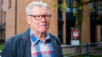 Der Menziker Autor Hans Schaub legt seinem Roman die Fakten einer aufwendigen Recherche zugrunde. Peter Siegrist