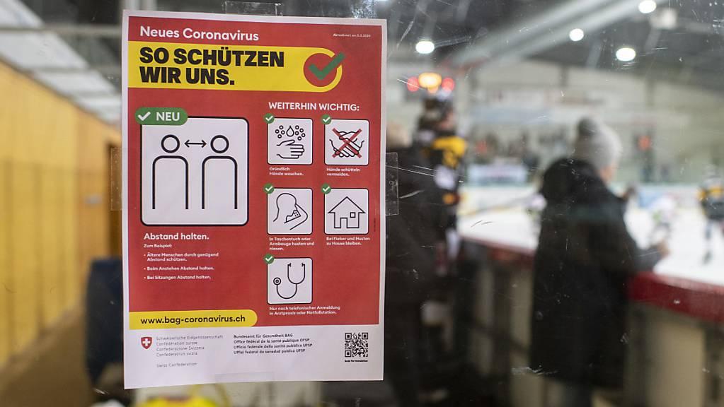 Die Coronavirus-Krise stellt die Hockey-Klubs über den Sommer vor immense finanzielle Probleme