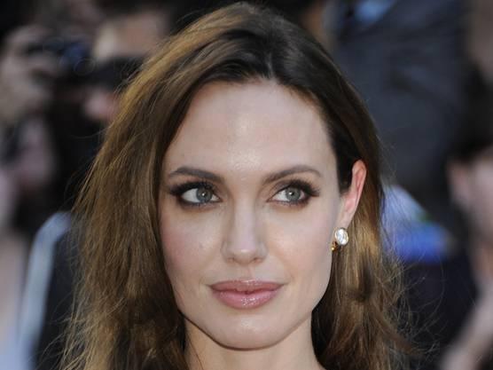 Hollywood-Star Angelina Jolie (Archiv)