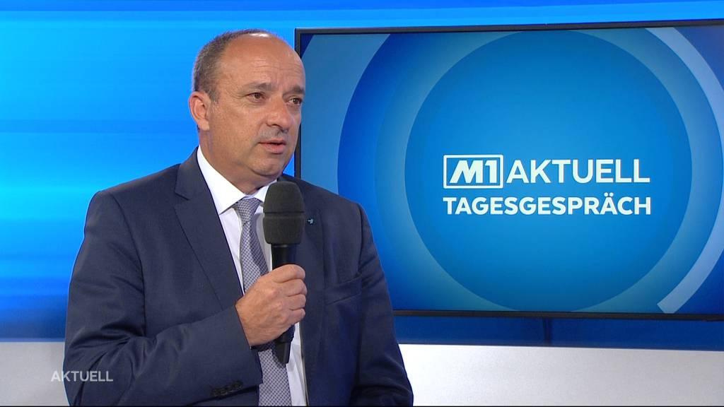 Markus Dieth über den Aargau in der Corona-Krise