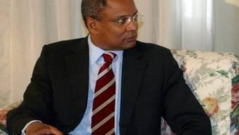 José Maria Neves' Sozialisten halten in Kap Verde die Mehrheit (Archiv)