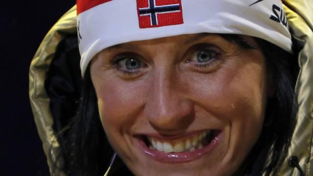 Der nächste Titel für Gold-Marit Björgen