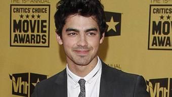 Joe Jonas, Lead-Sänger der Jonas Brothers (Archiv)