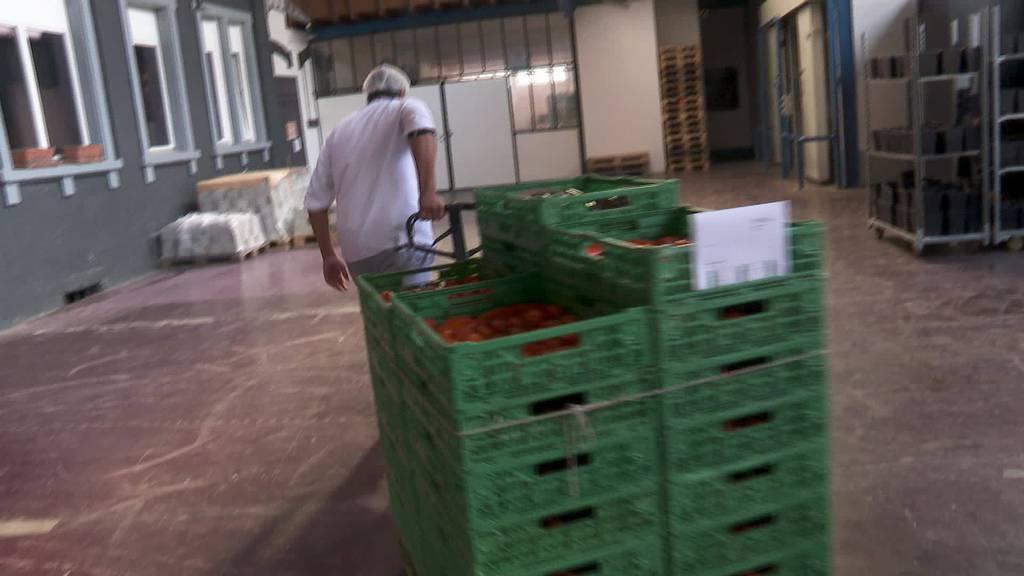 Gegen Foodwaste: Raul Osorio rettet Nahrungsmittel