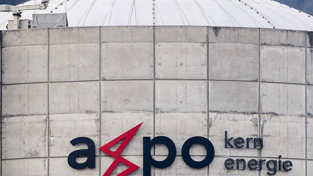 Das Atomkraftwerk Beznau ist gemäss Eidgenössischer Nuklearaufsicht für ein schweres Erdbeben gewappnet. (Archivfoto)