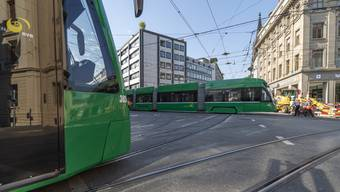 Planung der neuen Tramlinie 30 in vollem Gange. (Symbolbild)