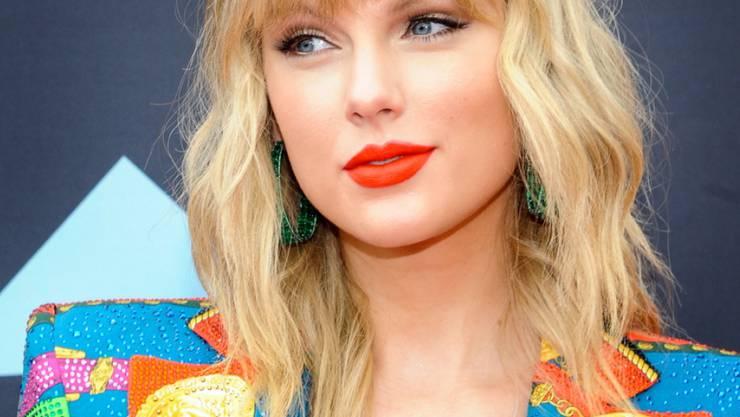 """Pop-Sängerin Taylor Swift hat sich für die Filmversion des Musicals """"Cats"""" mit Altstar Andrew Lloyd Webber zusammengetan. Herausgekommen ist die Ballade """"Beautiful Ghost"""". (Archivbild)"""
