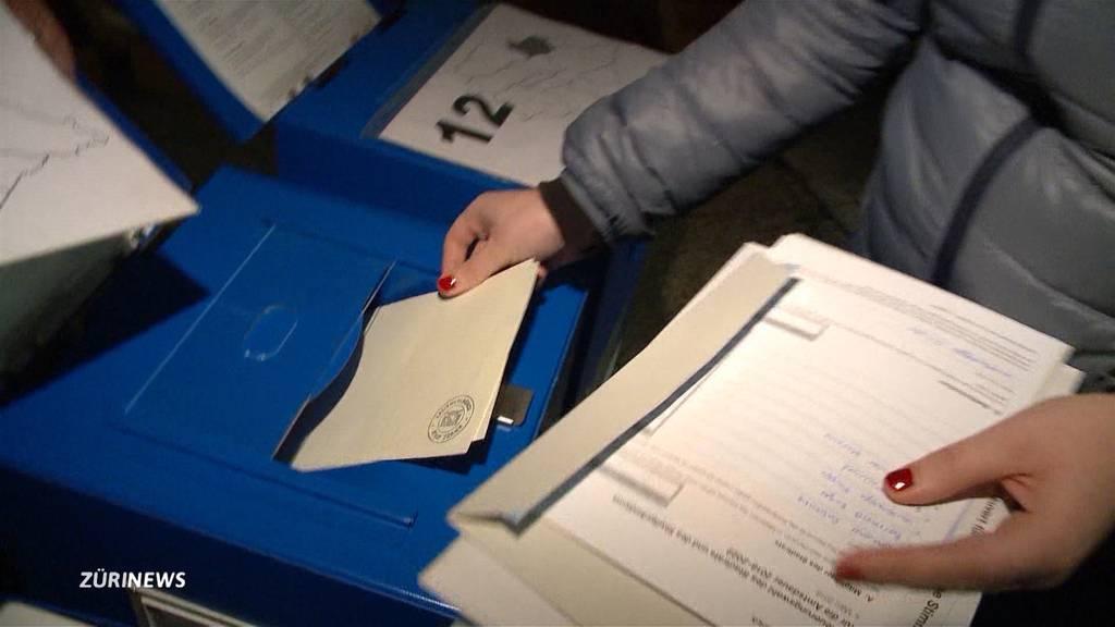 Stimmrecht für Ausländer