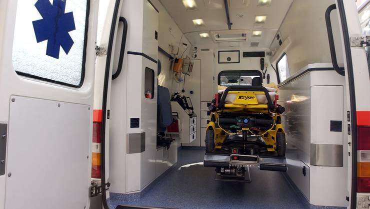 Die Rettungswagen werden ersetzt. (Archiv)