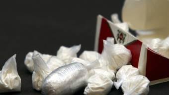 Die Zürcher Polizei hat ein Kilogramm Kokain sichergestellt (Symbolbild/Archiv)