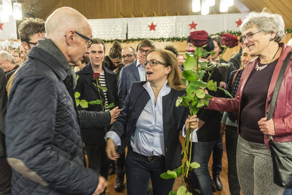 Pappa gewinnt Sitz in Stadtrat (© TAGBLATT/Schiess)