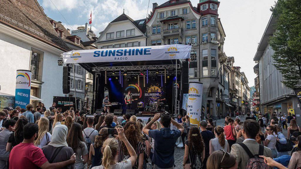 100'000 Besucher an der zehnten Ausgabe des Luzerner Fests